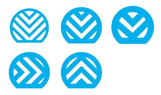 Редизайн: Новый логотип петербургского метро. Изображение № 14.
