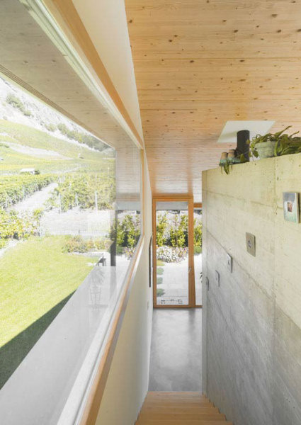 Дом в горах от Nunatak Architectes. Изображение № 7.