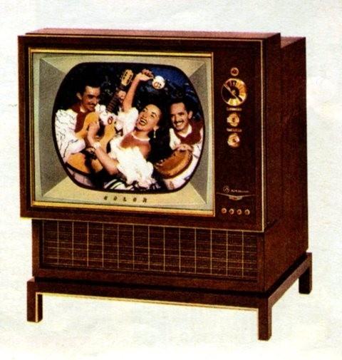 Телевизоры 1960х годов. Изображение № 41.