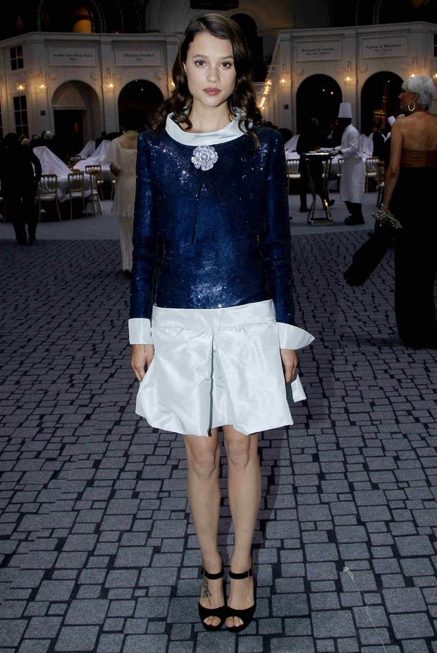Гости церемонии открытия XXVI Биеннале антикваров в Париже. Изображение № 5.