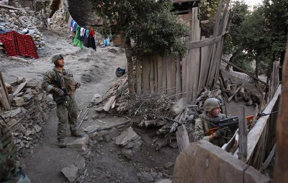 Афганистан. Военная фотография. Изображение № 276.