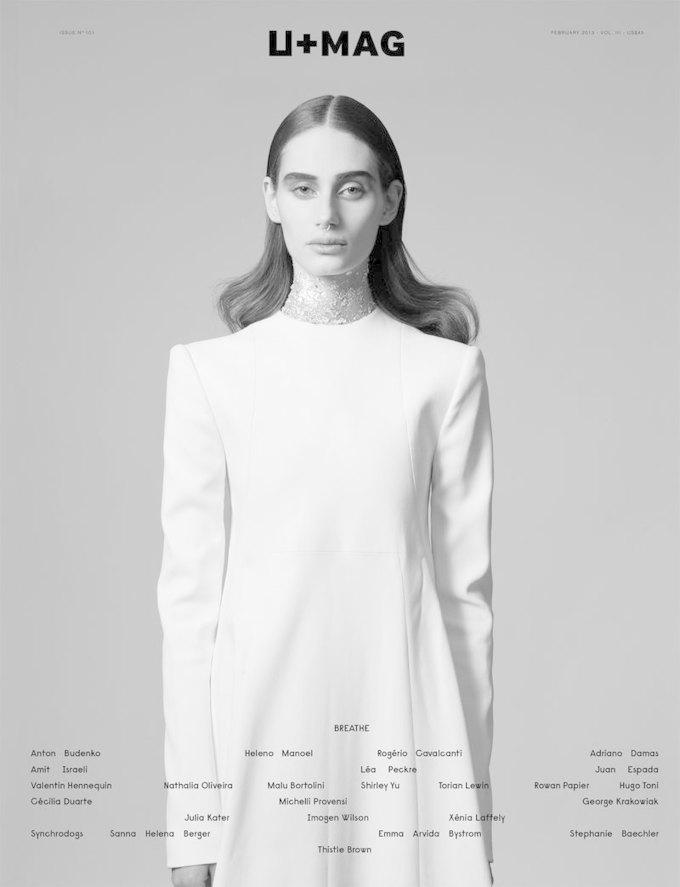 Вышли новые обложки Bon, Grey и Numéro. Изображение № 1.
