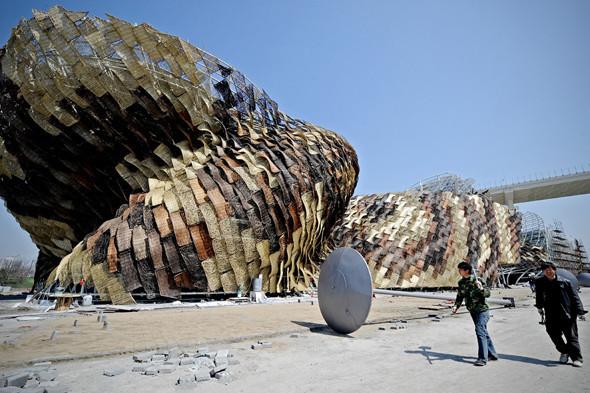 In process - EXPO 2010. Изображение № 28.