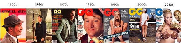 Обложки журналов1900–1950-х сравнили ссовременными. Изображение № 8.