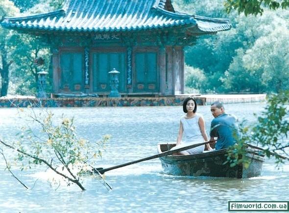 Весна, лето, осень, зима. и снова весна. Ким Ки Док. Изображение № 2.