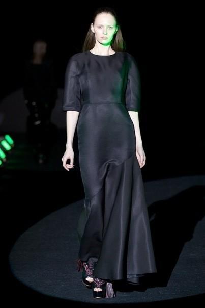 Изображение 1. Volvo Fashion Week. День 2. Cyrille Gassiline FW 2011.. Изображение № 1.
