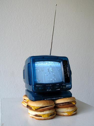 Уильям Хандли. Привидения, гамбургеры илюди вшкафу. Изображение № 16.