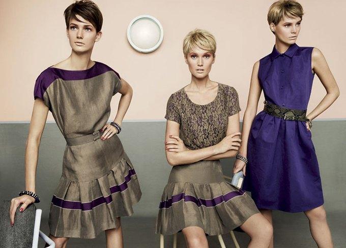 Max Mara, Prada и другие марки выпустили новые кампании. Изображение № 64.