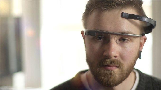 Google Glass можно будет управлять силой мысли. Изображение № 3.