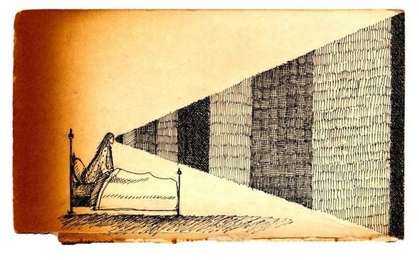 Jon Carling – мистерии в гелевой ручке. Изображение № 23.
