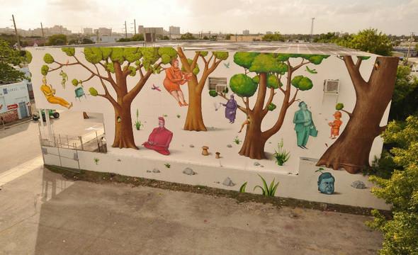 Лучшие стрит-арт проекты 2011 года. Изображение №84.