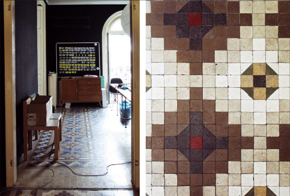 Рабочее место: Омар Соса, арт-директор журнала Apartamento. Изображение № 4.