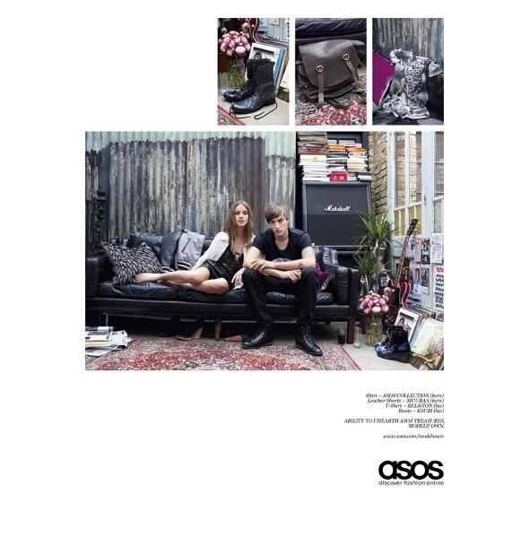 Изображение 32. Новые рекламные кампании: Pull & Bear, Asos и H&M.. Изображение № 32.