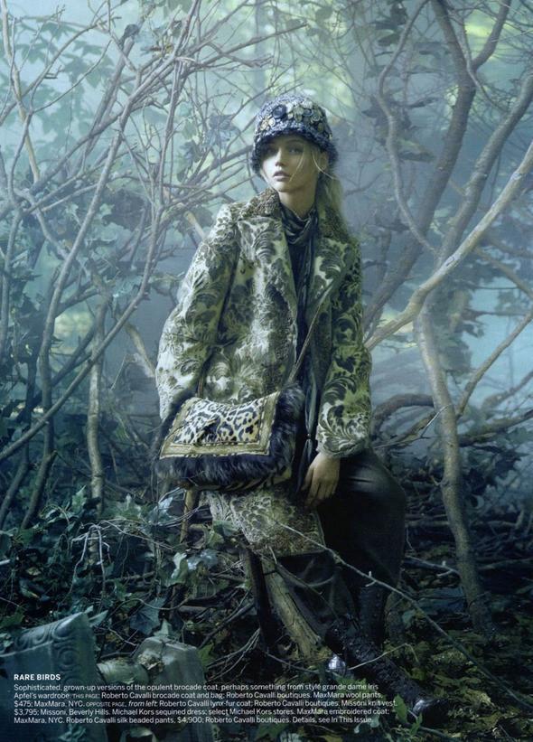 Изображение 17. Belle Vere by Steven Meisel.. Изображение № 17.