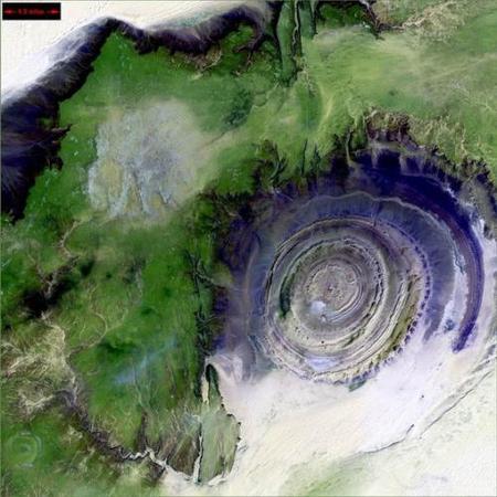 Фотографии Земли, снятые соспутников NASA. Изображение № 24.