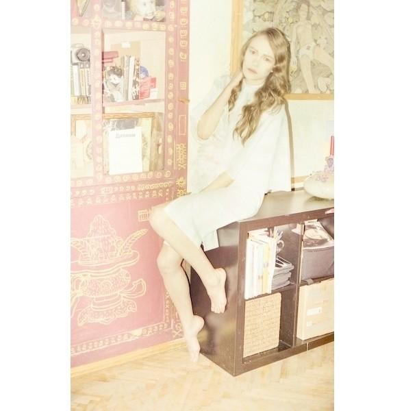 Изображение 10. Одна дома: съемка X'U с Надей Шаповал.. Изображение № 10.