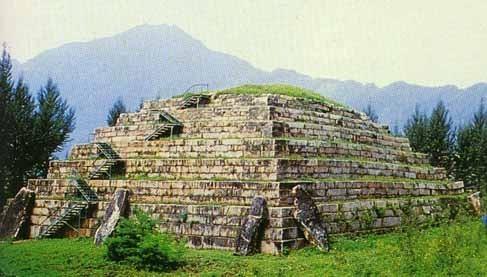 Пирамиды в Китае. Изображение № 1.