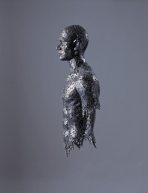 Скульптуры из цепей от Yeong-Deok Seo. Изображение № 7.