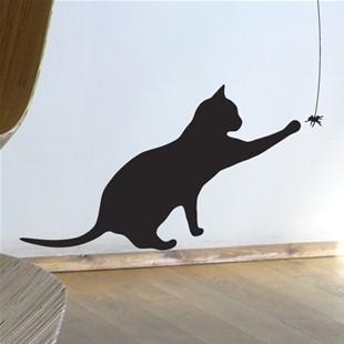Кошки в интерьере. Изображение № 64.