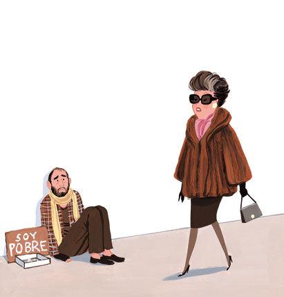 Jordi Labanda – иллюстратор современной жизни. Изображение № 4.