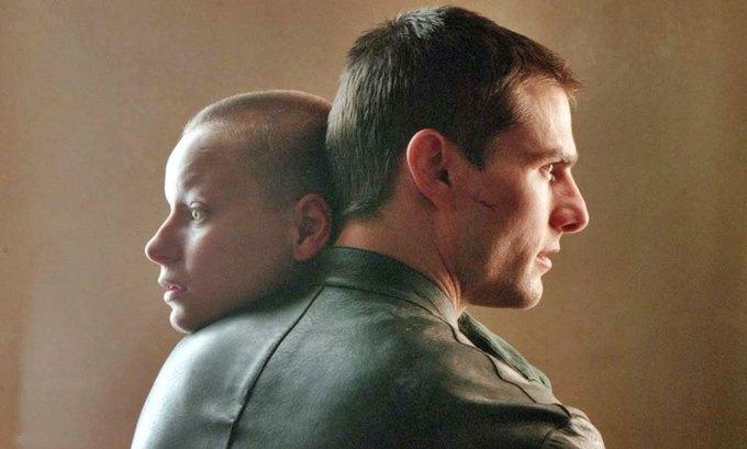 Стивен Спилберг перезапустит «Особое мнение» в сериале  . Изображение № 1.
