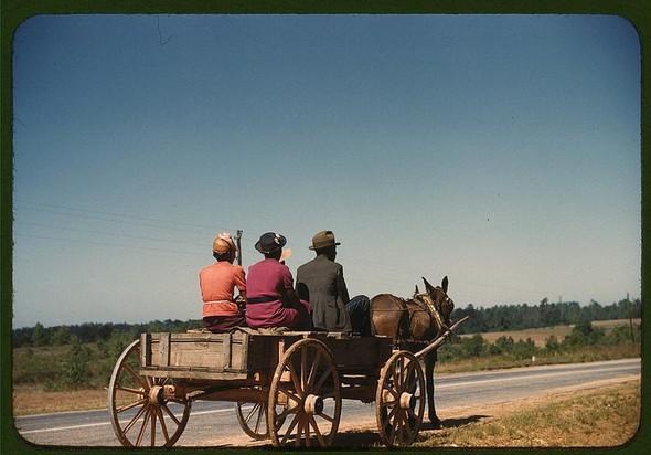 America 1930-1940 in colour. Изображение № 5.
