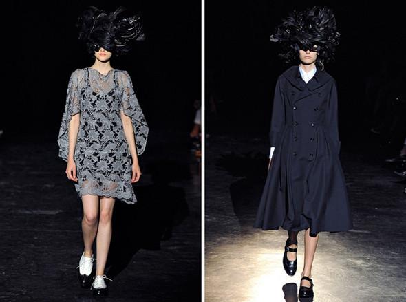 Показы Paris Fashion Week SS 2012: День 5. Изображение № 10.