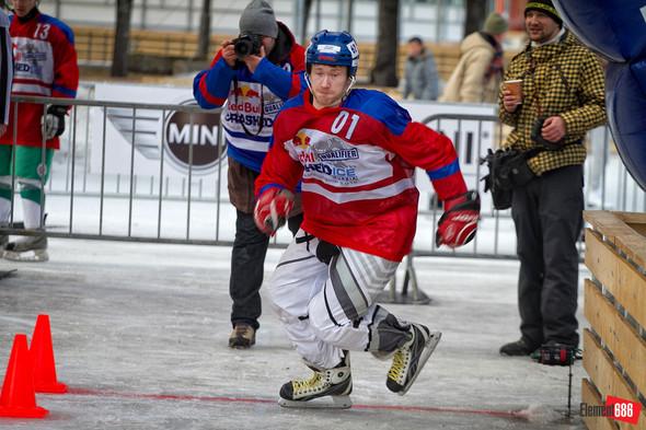 Red Bull Crashed ICE отборочный этап (Москва, Парк Горького). Изображение № 4.
