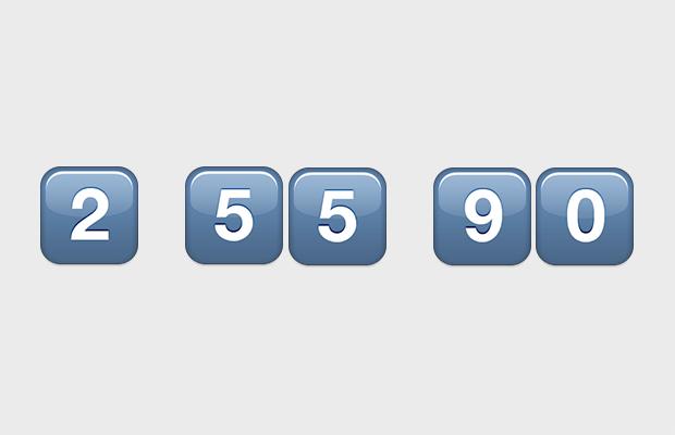 Головоломка на выходные: что общего между 2, 55 и 90. Изображение № 3.