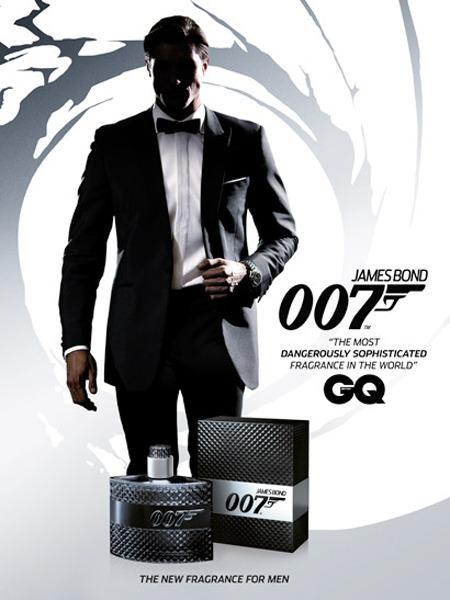 Аромат James Bond 007 в Harrods. Изображение № 5.