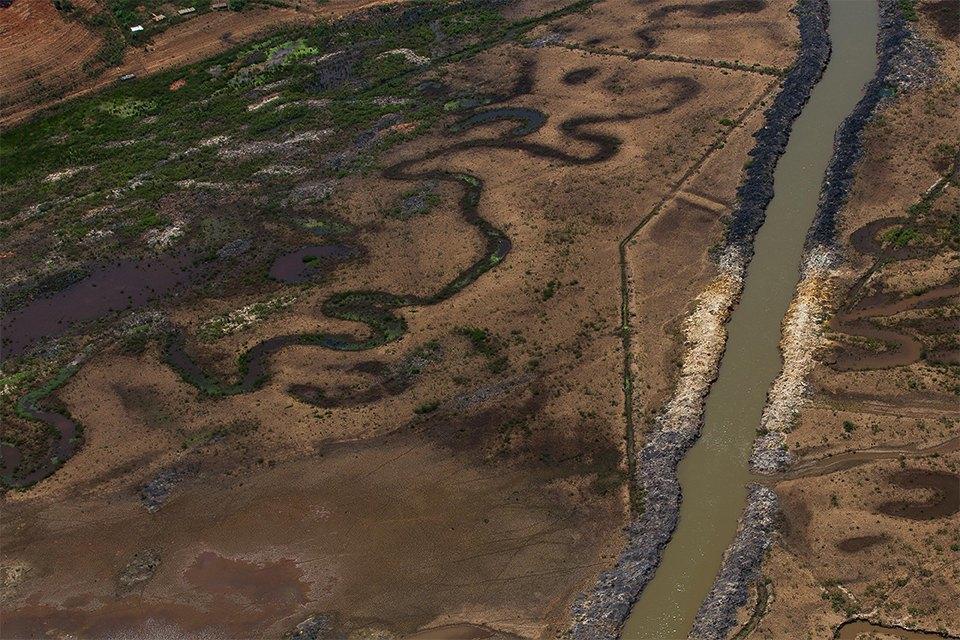 Устрашающие фотографии экологической катастрофы. Изображение № 9.