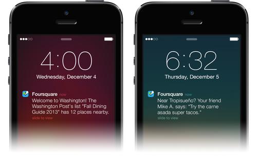 Обновилось приложение Foursquare для iOS 7. Изображение № 2.