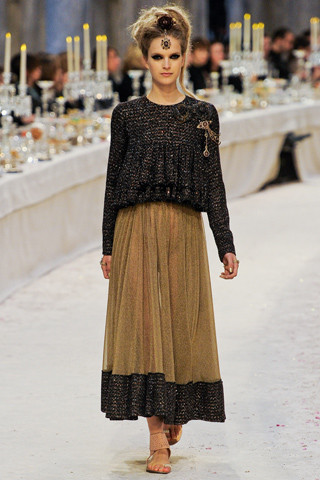Chanel показали пре-осеннюю коллекцию. Изображение № 55.