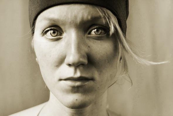 Победители конкурса «Черно-белые портреты». Изображение № 1.