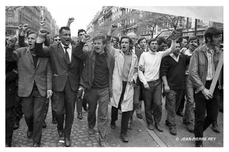 Jean-Pierre Reyвзгляд намай '68. Изображение № 34.