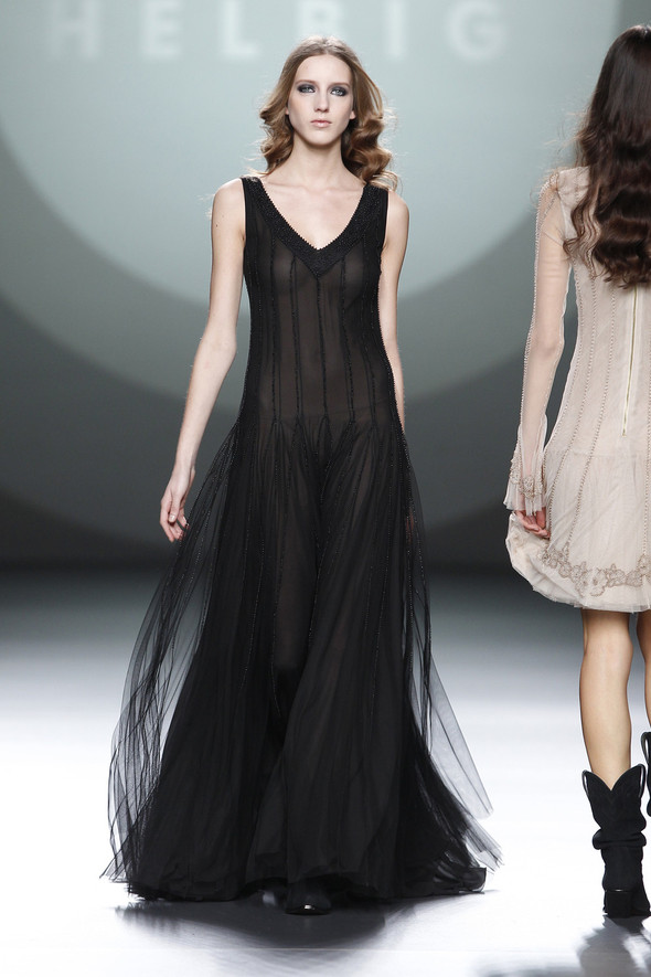 Madrid Fashion Week A/W 2012: Teresa Helbig. Изображение № 26.