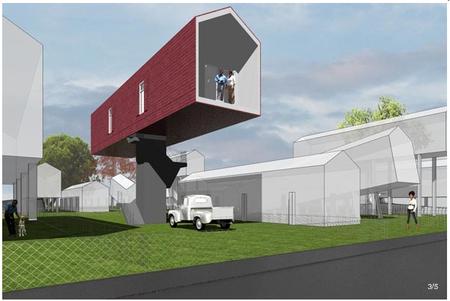 MVRDV – новое жильё длянового орлеана. Изображение № 2.