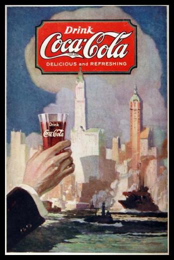 Изображение 10. Coca-cola – История бренда, история рекламы.. Изображение № 10.