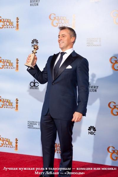 «Золотой глобус-2012»: победители. Изображение № 20.
