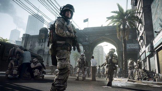 Battlefield 3 для PC стала бесплатной до 3 июня. Изображение № 5.