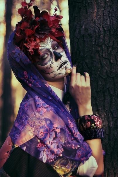 Линия «Dia de los Muertos» от Надежды Одинаевой. Изображение № 14.