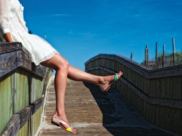 Лукбук: Bass Loves Rachel Antonoff Spring 2012. Изображение № 1.