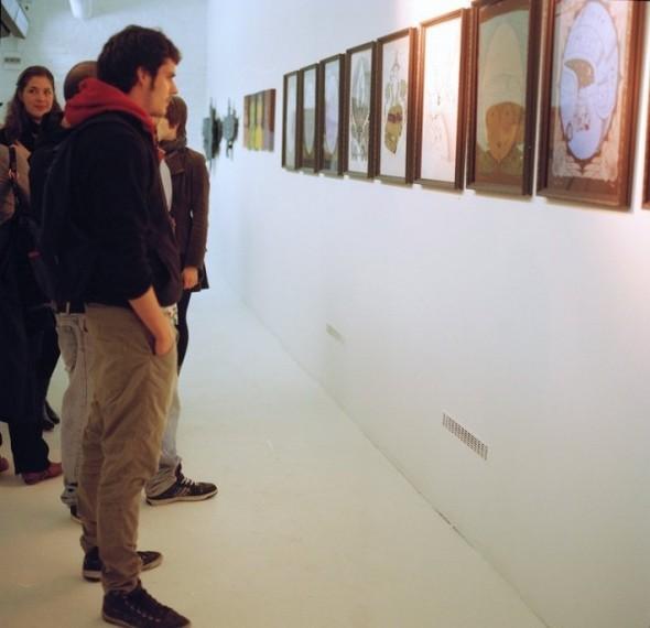 Jeremy Fish в Artyfarty Gallery. Изображение № 5.