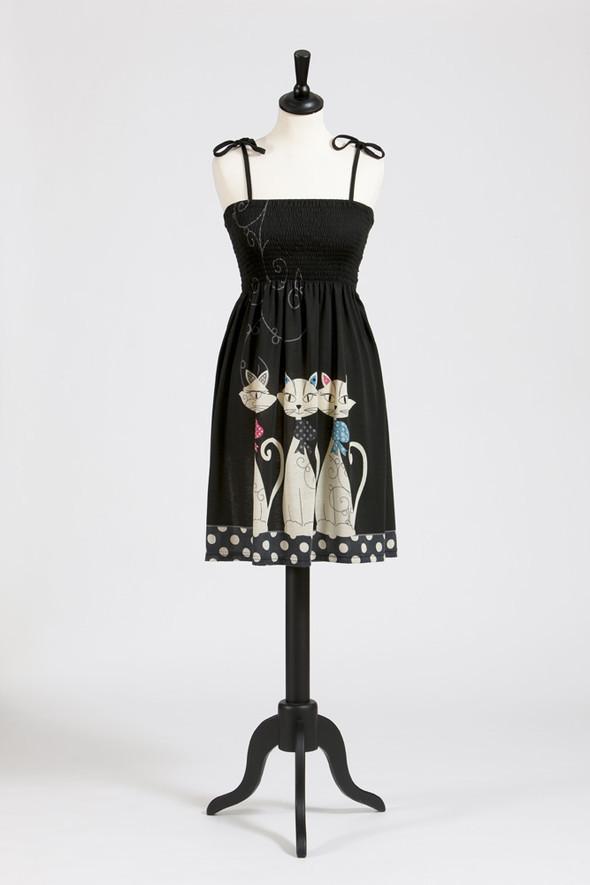 """Коллекция платьев """"Лондонский бутик"""". Изображение № 10."""
