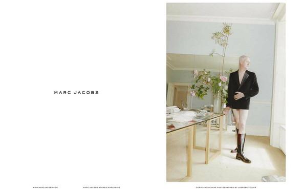 Кампания: Marc Jacobs Men's FW 2011. Изображение № 2.
