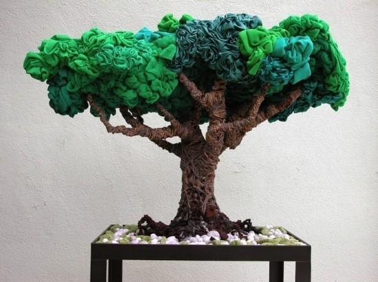 Изображение 7. Recycling Clothing Art.. Изображение № 7.