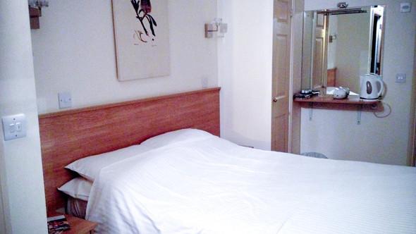 Отель Rye Lodge. Изображение № 65.