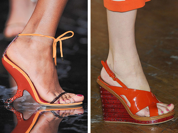 Walking in my shoes: 10 тенденций обуви весны-лета 2011. Изображение № 8.
