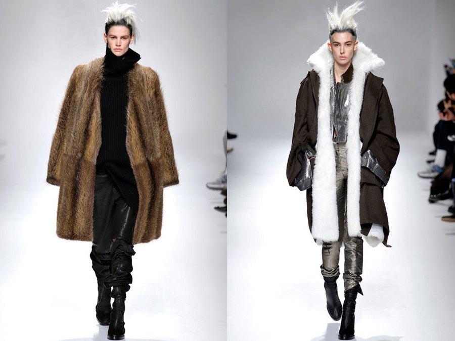 Неделя моды в Париже: Дни 5 и 6. Изображение № 41.
