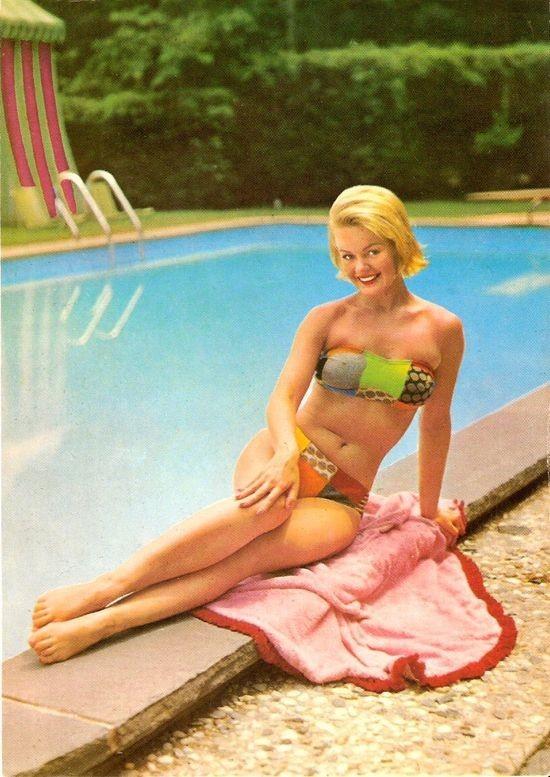 Немецкая открытка 1960 годов. Изображение № 34.